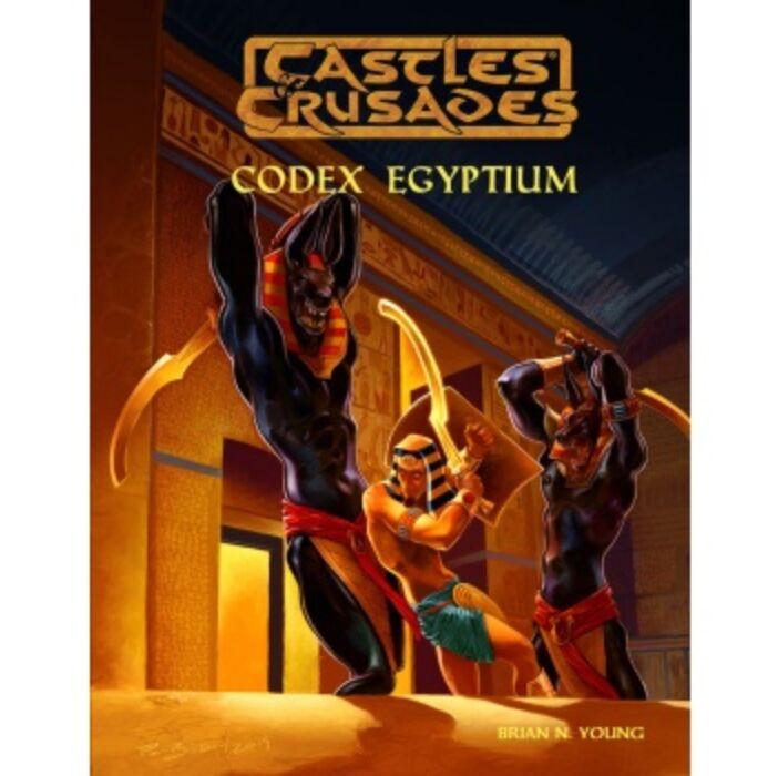 Codex Egyptium - EN