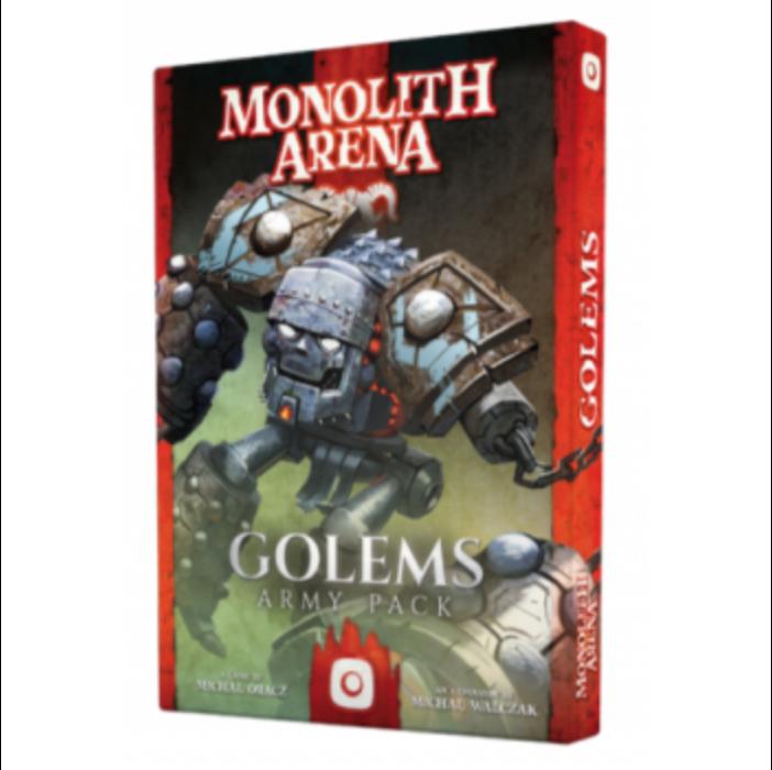 Monolith Arena: Golems - EN