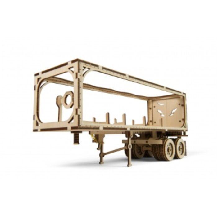 Ugears - Heavy Boy Truck Trailer VM03