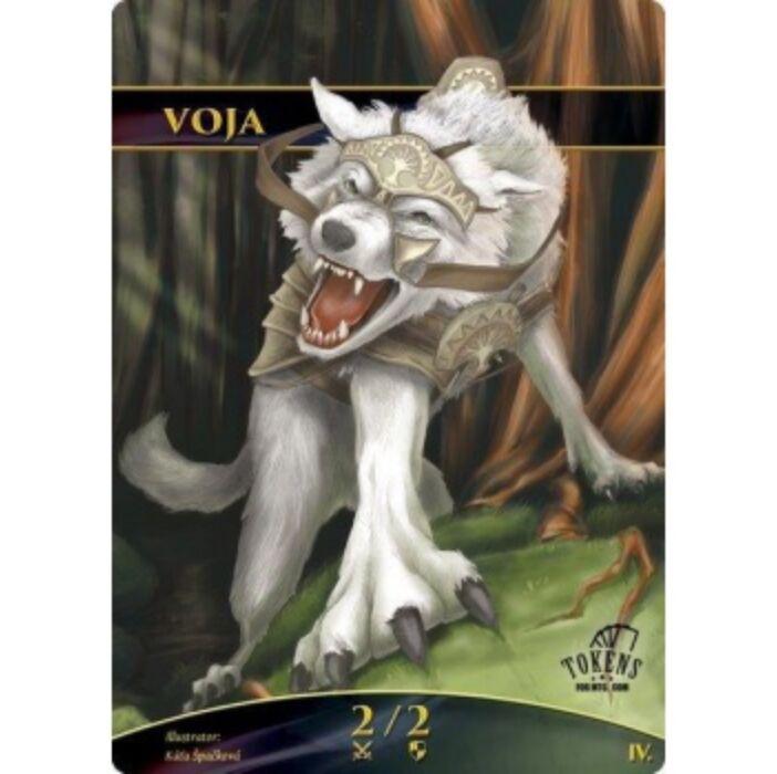 Tokens for MTG - Voja Token (10 pcs)