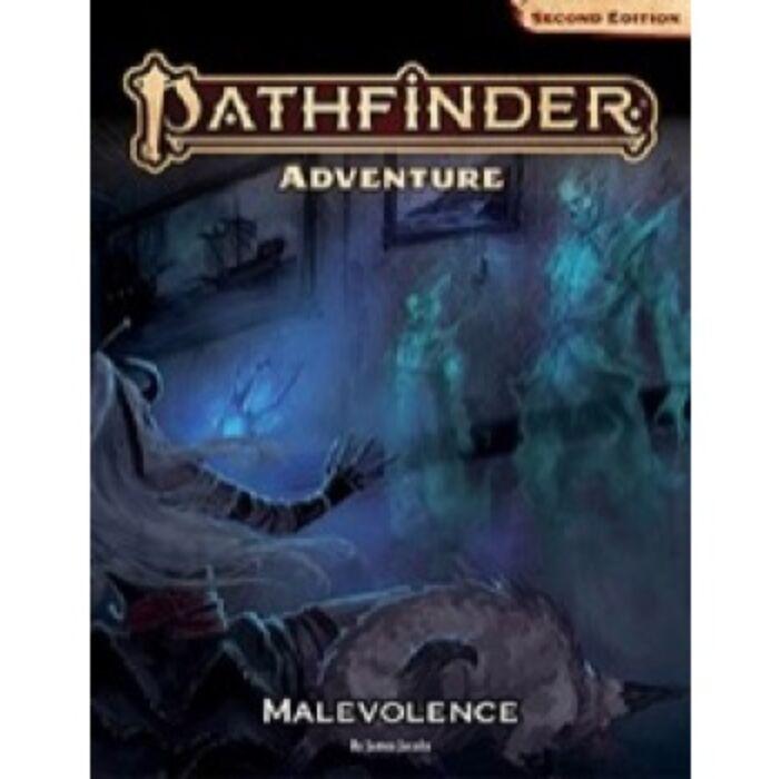 Pathfinder Adventure: Malevolence (P2) - EN