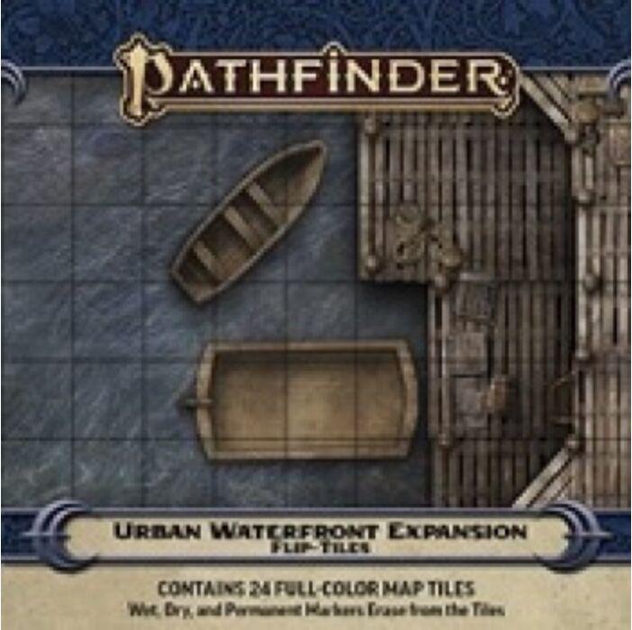 Pathfinder Flip-Tiles: Urban Waterfront Expansion