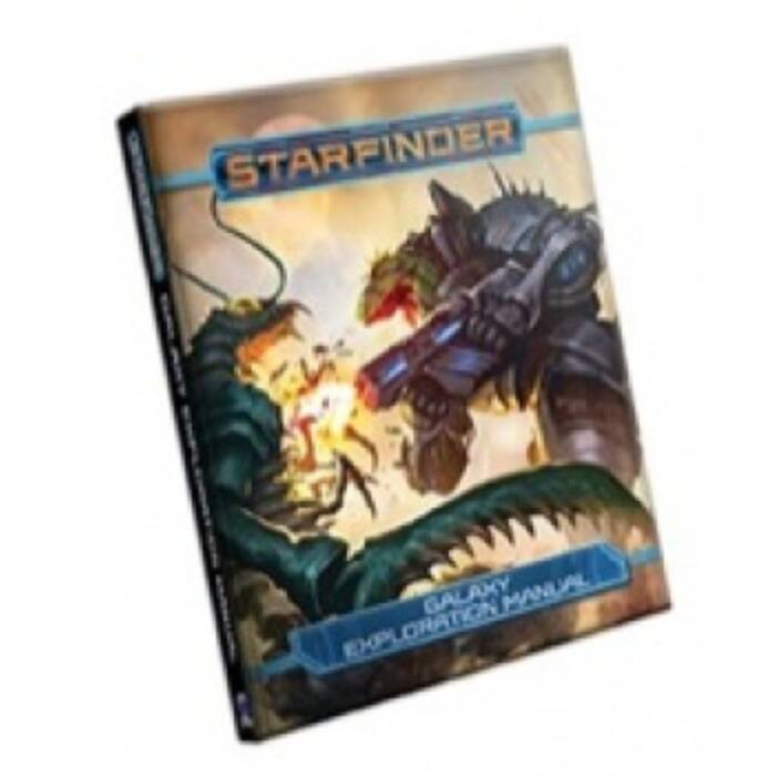 Starfinder RPG: Galaxy Exploration Manual - EN