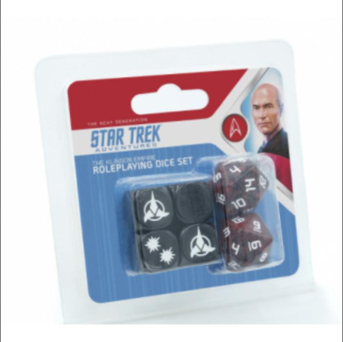 Star Trek Adventures: Klingon Dice Set