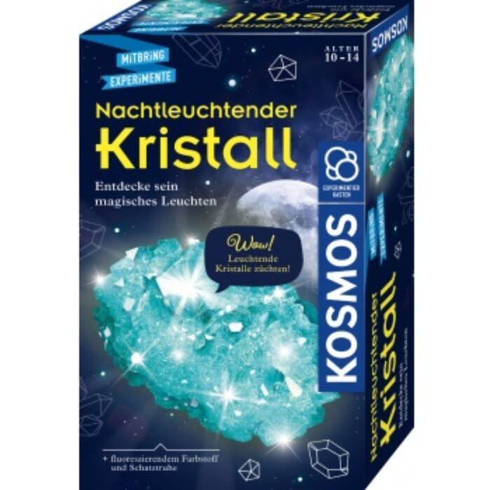 Nachtleuchtender Kristall - DE