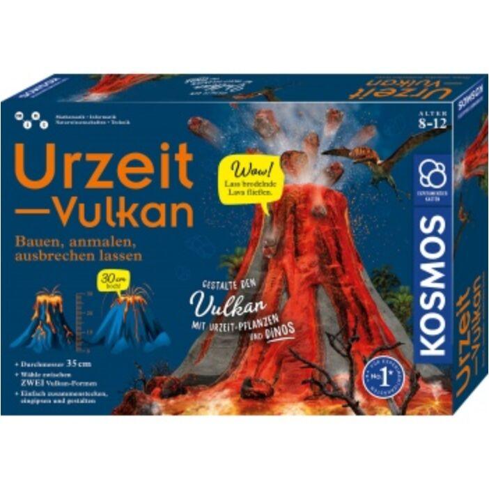 Urzeit-Vulkan - DE
