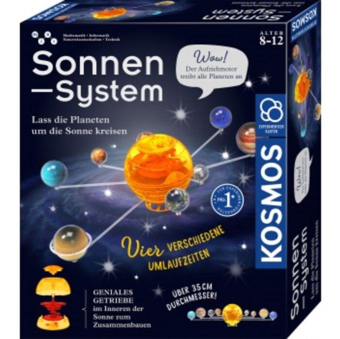 Sonnensystem - DE