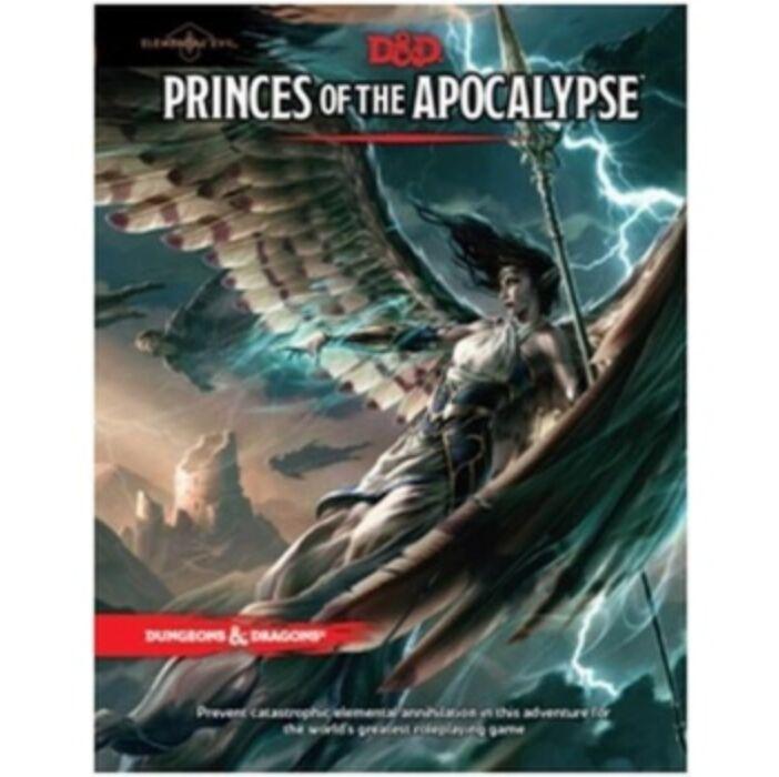 Dungeons & Dragons RPG - Elemental Evil: Princes of the Apocalypse Adventure