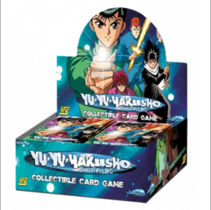 UFS - Yu Yu Hakusho Booster Display (24 Packs) - EN