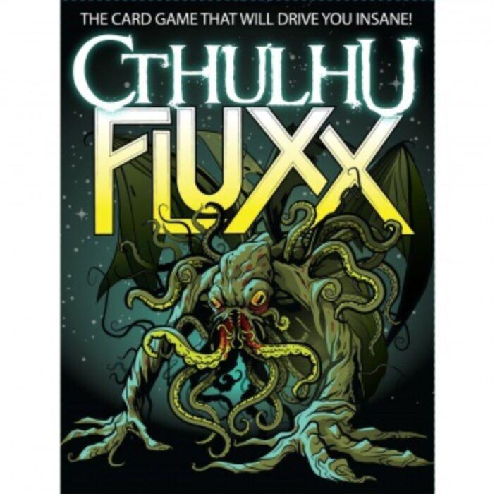 Fluxx Cthulhu Fluxx Single Deck - EN