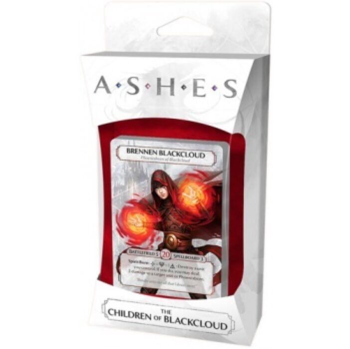 Ashes: Children of Blackcloud - EN